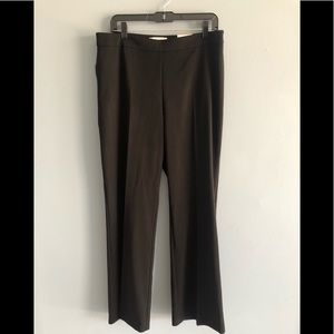 Chico's the ultimate fit trousers size 2